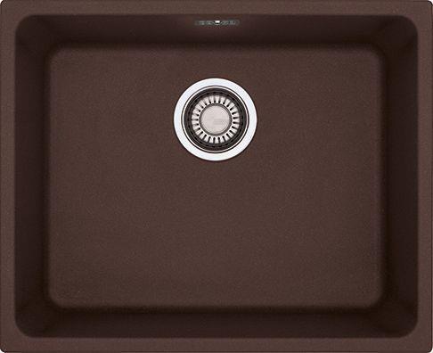ΝεροχύτηςFrankeKubus KBG 210-50 KBG Dark Brown