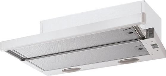 Συρόμενος ΑπορροφητήραςFrankeNew Flex Eco 60 Λευκό
