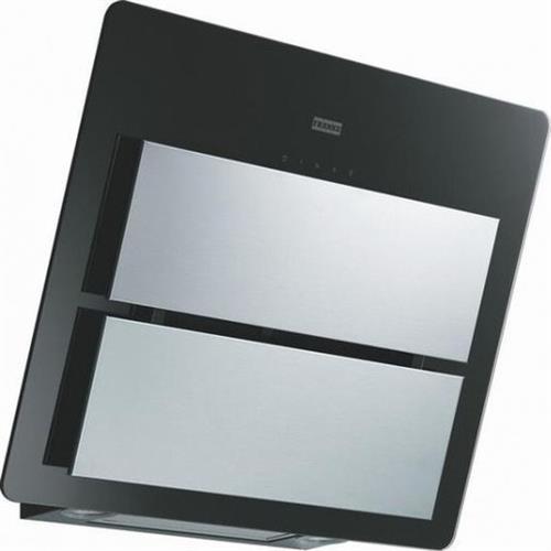 Απορροφητήρας ΤζάκιFrankeNew Maris Glass /Inox 60 Black