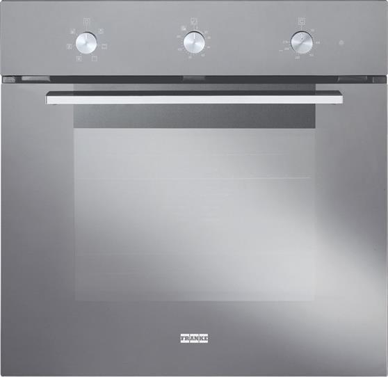 Φούρνος Ανω ΠάγκουFrankeNew Murano SG 62 M MI /N Σατινέ Κρύσταλλο