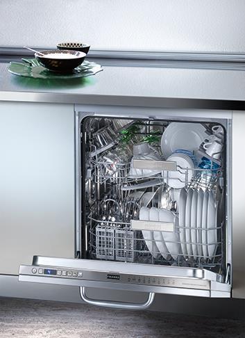 Εντοιχιζόμενο Πλυντήριο Πιάτων 60 cmFrankeΠλυντήρια πιάτων FDW 614 D10P A+++