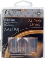 F&U AA24PB Αλκαλικές Μπαταρίες Τύπου LR6 ΑΑ