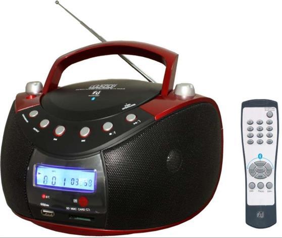 Φορητό CD playerF&URCD9038