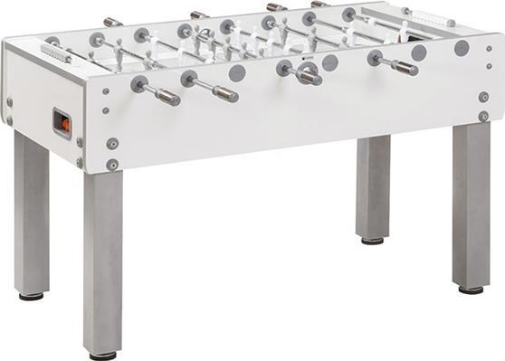 ΠοδοσφαιράκιαGarlandoG-500 Pure White Τηλεσκοπικοί Ράβδοι