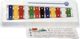 Goldon 11003 Μεταλλόφωνο με 12 νότες χρωματιστές