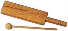 Goldon 33310 Γούντμπλοκ ξύλινο, με λαβή
