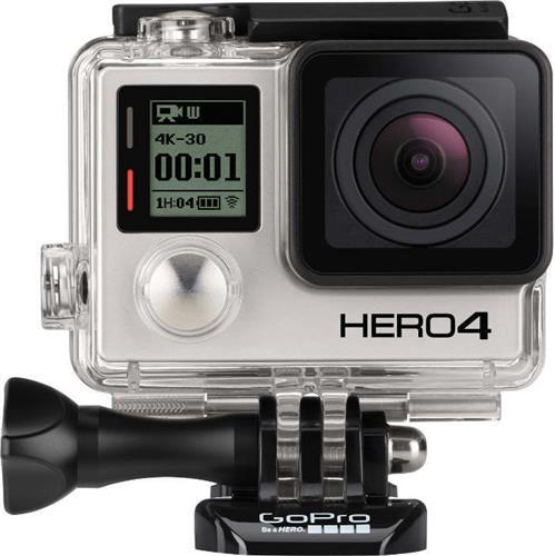 Action ΒιντεοκάμερεςGoProHero4 Black Surf