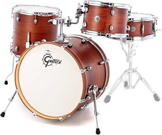 Ακουστικό Drum SetGretschCatalina Club Studio Set CT1-J404 SWG