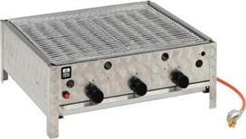 Grill Chef GC 00442 Gas Roaster Catering