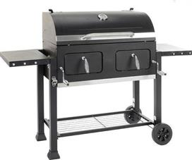 Grill Chef GC 11510 - Charcoal wagon BBQ
