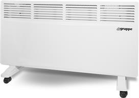 Θερμοπομποί - Convectors Gruppe