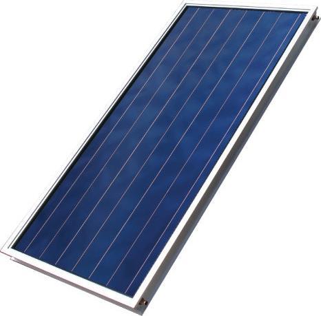 Ηλιακοί ΣυλλέκτεςHelioakmiST-2000 Επιλεκτικός Τιτανίου