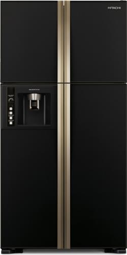 Ψυγείο ΝτουλάπαHitachiR-W660PRU3 GBK Μαύρο