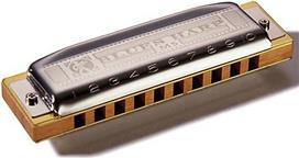 Hohner 532/20 Blues Harp Σολ Ματζόρε