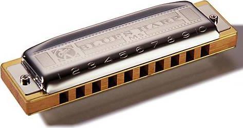 ΦυσαρμόνικαHohner532/20 E Blues Harp Μι ματζόρε