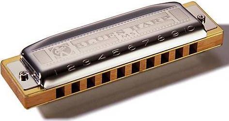 ΦυσαρμόνικαHohnerBlues Harp 532/20 Φα Ματζόρε