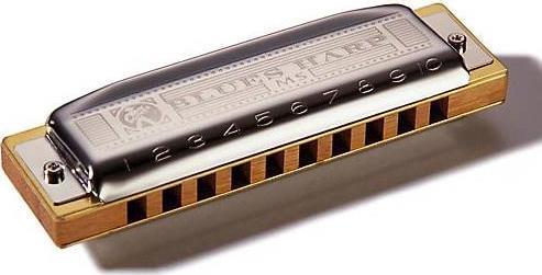 ΦυσαρμόνικαHohnerBlues Harp 532/20 Λα Ματζόρε