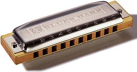 ΦυσαρμόνικαHohnerBlues Harp 532/20 Ντο Ματζόρε
