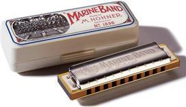 Hohner Marine Band 1896/20 Ντο Ματζόρε