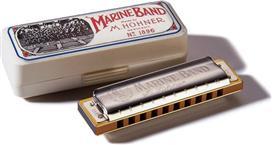 Hohner Marine Band 1896/20 Σι Ματζόρε