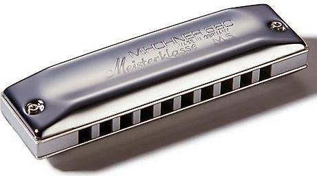 ΦυσαρμόνικαHohnerMeisterklasse 580/20 Φα Ματζόρε (M151900062)