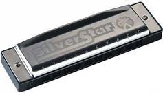 Hohner Silver Star 504/20 Ρε Ματζόρε