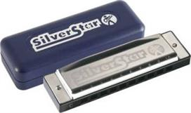 Hohner Silver Star 504/20 Σι Ματζόρε