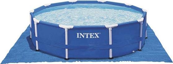 Αξεσουάρ ΠισίναςIntex28048 Pool Ground Cloth Πάτωμα