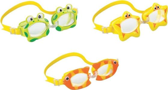 Γυαλάκια Intex 55603 Fun Goggles