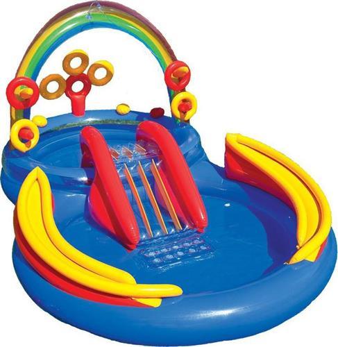 Παιδικές ΠισίνεςIntex57453 Rainbow Ring