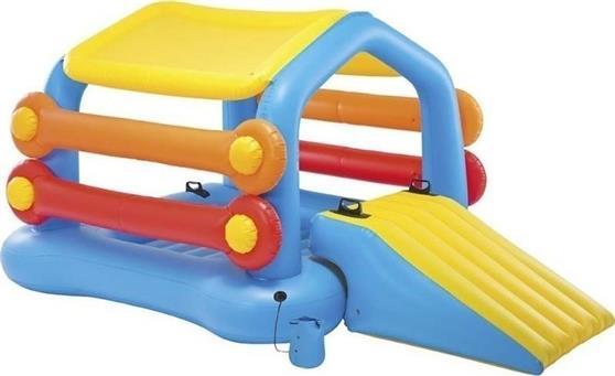 Παιχνίδια ΠαραλίαςIntex58294 Island With Slide