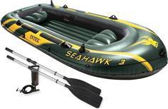 Intex 68380 Seahawk 3 SET με κουπιά & τρόμπα
