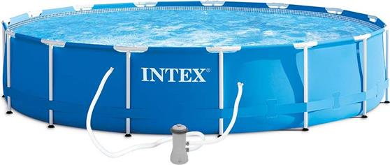 Πισίνα Intex Metal Frame Pool Set 28242 457x122cm