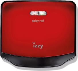 Izzy SL2001 Spicy Red