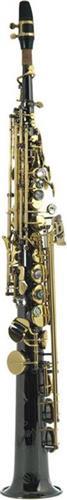 ΣαξόφωνοJohn PackerJP043B Σοπράνο Μαύρο / Χρυσό