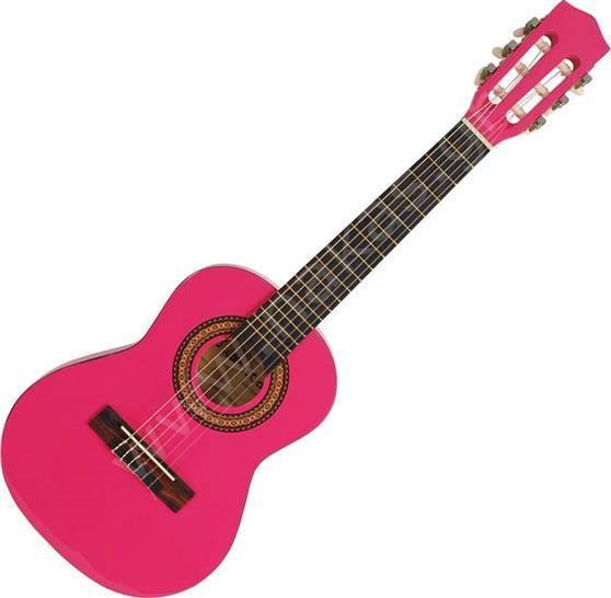 Κλασική ΚιθάραJuanitaΚC-30 1/2 Ρόζ