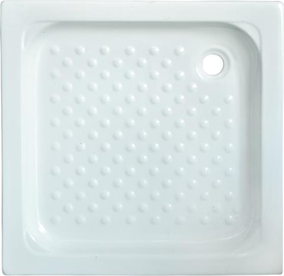 ΝτουσιέραKerafinaΕΜ.0887 80x80cm Τετράγωνη