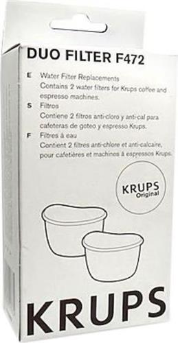 Αξεσουάρ για ΚαφετιέρεςKrupsΑνταλλακτικά Για Φιλτρο Duo KA-F4720057