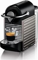 Krups Nespresso XN3005S Pixie Programmatic Titan + Δώρο κάψουλες αξίας 30 ευρώ