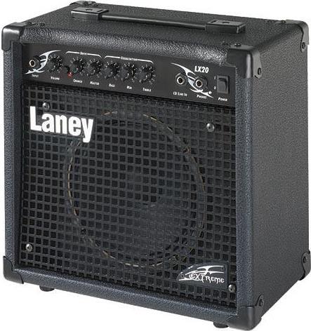 Ενισχυτής Ηλεκτρικής ΚιθάραςLaneyLX-20D
