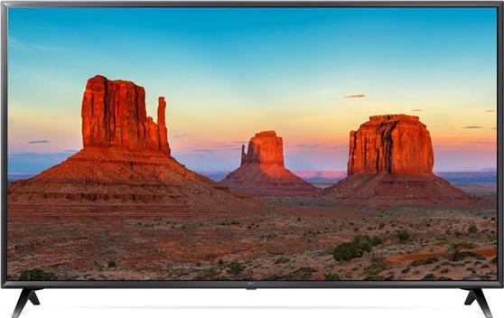 Τηλεόραση LEDLG49UK6300PLB