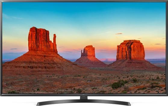 Τηλεόραση LEDLG55UK6470PLC