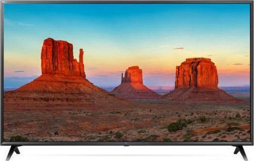Τηλεόραση LEDLG65UK6300
