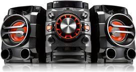 Ηχοσυστήματα Hi-Fi LG