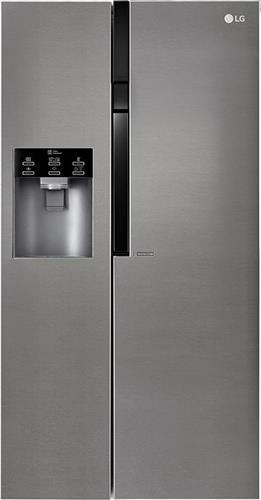 Ψυγείο ΝτουλάπαLGGSL361ICEZ Total No Frost