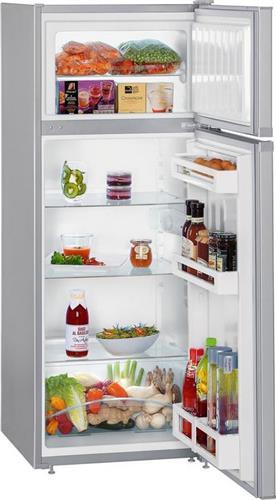 Δίπορτο ΨυγείοLiebherrCTPsl 2521-20 Silver