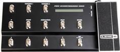Line 6 FBVS Shortboard USB Ποδοδιακόπτης