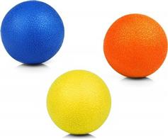 Live Pro Muscle Roller Ball 6,5 Β8501 Κίτρινο