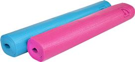 Live Up Yoga Mat 173x61x0,4cm Β 3231 Ροζ
