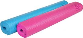 Live Up Yoga Mat 173x61x0,4cm Β 3231 Γαλάζιο
